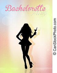 party, bachelorette