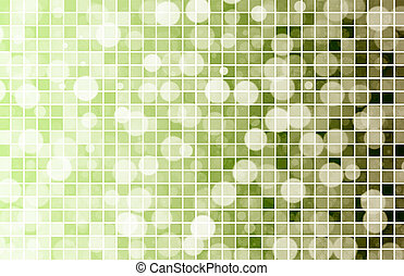 Party Background with a Creative Magical Abstract