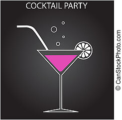 party, cocktail