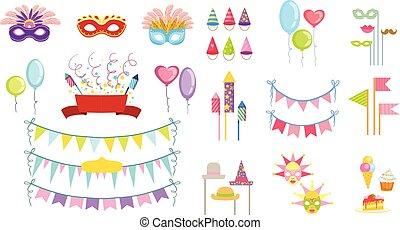 Party Decorations Set