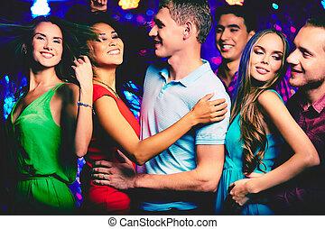 party, disko