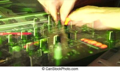 Party DJ - A dynamic survey of the DJ.