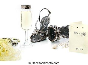Party Essentials - Cocktail party preparation