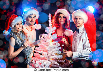 party for christmas