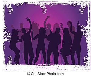 party,  Grunge