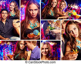 party, haben