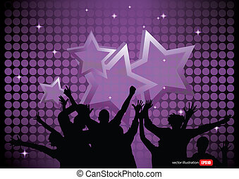 party, hintergrund