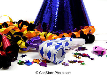 Party Items - Photo of Party Related Items