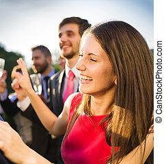 party, kleingarten, wedding