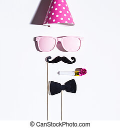 Party objects theme