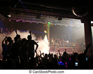 Party People in Ibiza