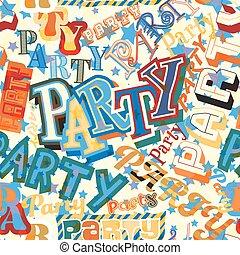 Party tile