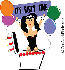 party time invite