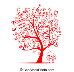 Party tree for your design