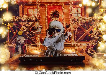 party, weihnachten, kühl