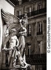 paryż, opera