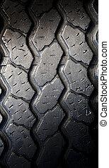 pas, pneu