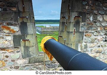 pasado de moda, fortificaciones