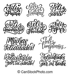 pascua, etc, frases, español, navidad, pascua, alegre,...