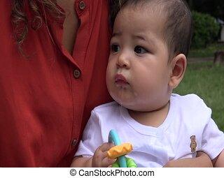 pasgeboren baby, zuigeling