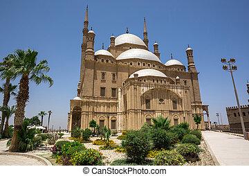 pasha, grote moskee, muhammad, ali