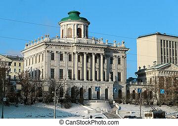 Pashkov House historic building
