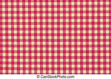 pasiasty, seamless, tablecloth, retro