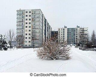 pasilaiciai, residencial, bloco