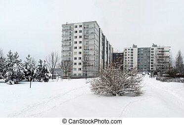 Pasilaiciai residential block
