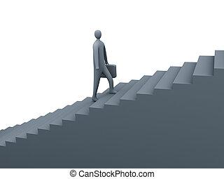 pasos, empresa / negocio