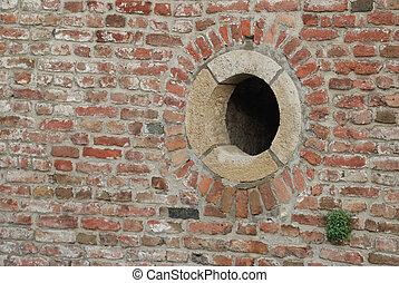 passé, murs