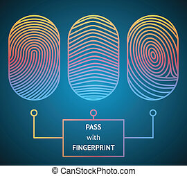 Pass with Fingerprint