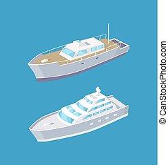 passageiro, sailboat, viagem, forro, navios, marinho