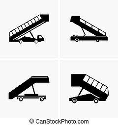 passagens, aviões