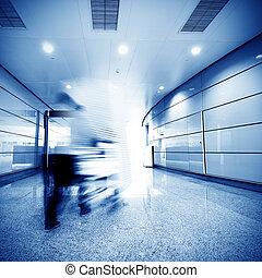 passager, aéroport