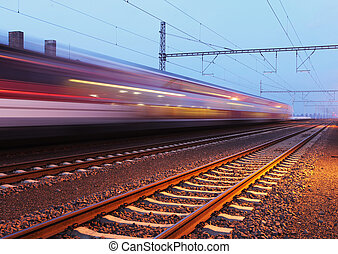 passager, gare