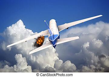 passagiersvliegtuig