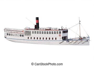 passanger ship