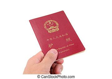 passaporte, china