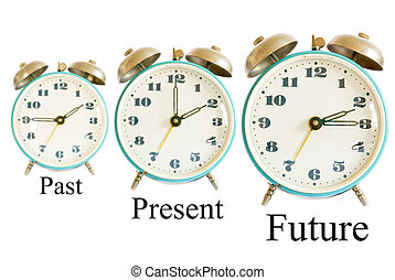 passato, futuro, presente