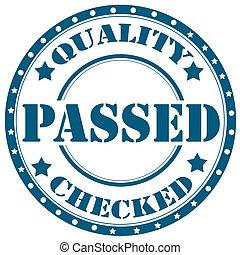 passed-stamp