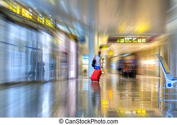 passeggero, linea aerea