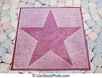 passeggiata stella