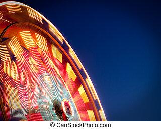 passeio, carnaval
