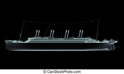 passenger ship - transmission of passenger ship