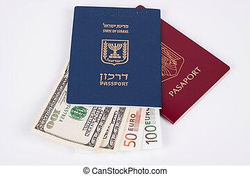 passeports, deux