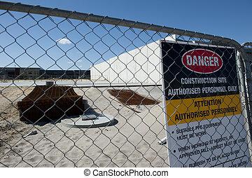 Images et photos de trespassing 3 471 images et for Construction sans autorisation d urbanisme