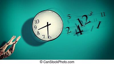passes, temps, rapidement