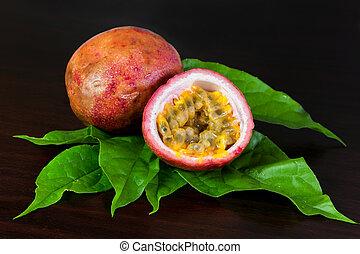 Passion fruit fresh