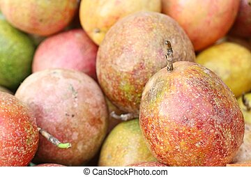 passion fruit in street food